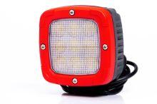 Pracovný svetlomet Fristom FT-360 LED ALU, 100x100