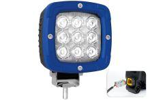 Pracovní světlomet Fristom FT-036 ALU DS LED, Deutsch konektor