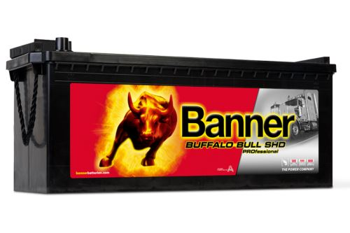 Autobaterie Banner SHD Professional 12V 225Ah
