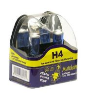 Krabička H4 12V 100/90W P43t POWER BLUE 2ks