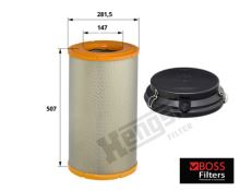 Vzduchový filtr DAF XF105, XF106