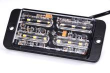 Stroboskop PREDATOR 12x5W LED, oranžový