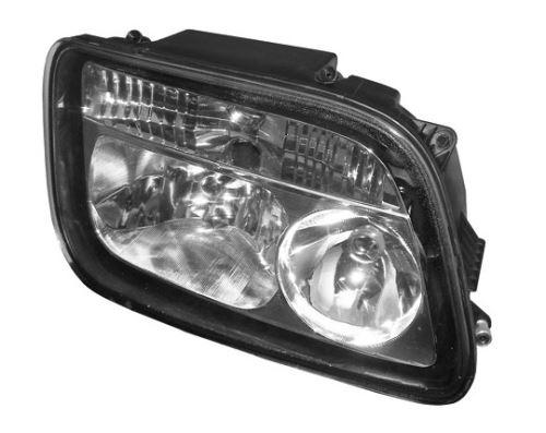 Hlavný svetlomet MB Actros MP II, pravý