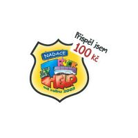 Samolepka Truck HELP 100
