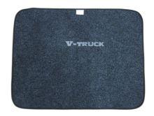 Stredový koberec Volvo FH (2008-2013), automat, sivý
