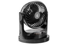 Otočný ventilátor do auta 24V