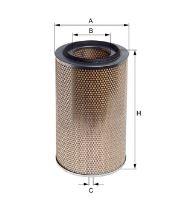 Vzduchový filtr Iveco Eurocargo
