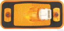 Poziční světlo DAF, LED oranžové
