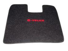 Stredový koberec Scania R, automat, červený