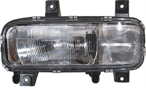 Hlavní světlomet MB Atego do 2004 H4 + H1 bez el. motůrku, levý