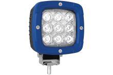Pracovní světlomet Fristom FT-036 LED ALU, 100x100 Deutsch konektor