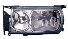 Hlavný svetlomet Scania 2010 Xenon, ľavý