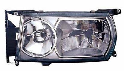 Hlavní světlomet Scania 2010 Xenon, levý