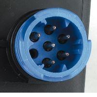 Koncový světlomet MAN/DAF/RVI - konektor z boku, pravý