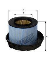 Vzduchový filter HENGST E497L