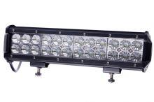 Pracovní světlomet rampa LED 72W, 30cm