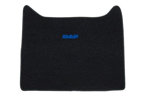 Středový koberec DAF XF105/106, automat, modrý