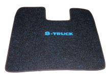 Stredový koberec Scania R, automat, modrý