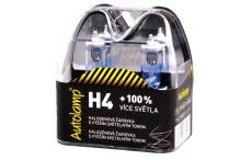 H4 12V 60 / 55W PX26d + 100%, krabička 2ks