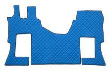 Kožené koberce MB Actros MP4 automat, vzduchové sedačky, modré