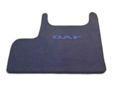 Středový koberec DAF CF 85, modrý