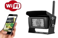 Couvací kamera bezdrátová WIFI,