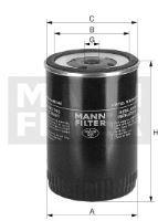 Palivový filtr MANN pro Volvo EURO6