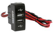 Vestavná USB zásuvka pro MB Actros MP3