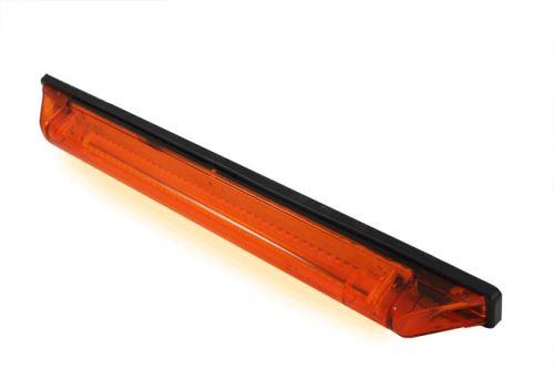 Poziční světlo 25cm LED oranžové