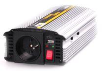 Měnič napětí z 24V DC na 230V AC 600W trvale