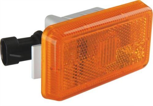 Poziční světlo oranžové se žárovkou Scania/Volvo