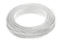 Pružné lano, pro spirál. hák 10mm