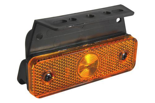 Poziční světlo LED FlatPoint s držákem