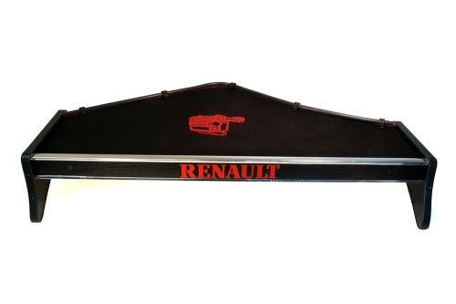 Polička středová Renault Premium (2005->), červená