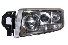 Hlavný svetlomet Renault Premium od 2005 strieborný, ľavý