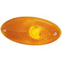 Poziční světlo oranžové žárovkové HELLA