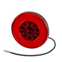 Kulatý mlhový LED světlomet
