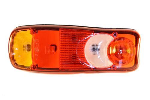 Levý koncový světlomet