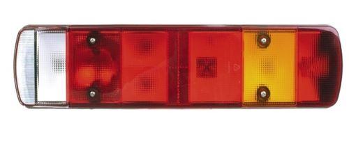 Koncový světlomet Scania - spodní vývod, pravý