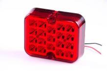 Zadné hmlové svetlo LED