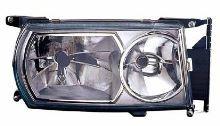 Hlavní světlomet Scania 2010 Xenon, pravý