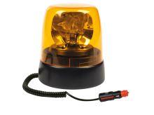 Maják magnetický žiarovka 12 / 24V, oranžový