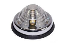 Pozičné svetlo UNI okrúhle, 65mm, číra