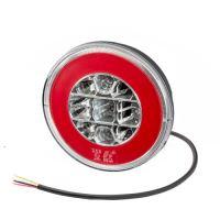 Kulatý sdružený LED světlomet Luminex