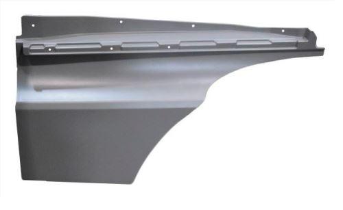 Prodlouženi dveří MB Actros MP IV, úzká kabina, Levé