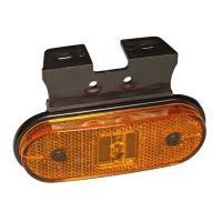 Poziční světlo LED Uni-Point s držákem a kabelem