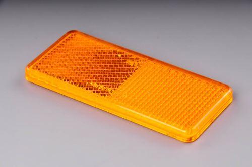 Odrazka samolepící oranžová