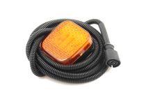 Poziční svítilna oranžová LED s kabelem 151cm MAN TG, levý / pravý