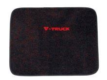 Středový koberec Volvo FH (2008-2013), automat, červený