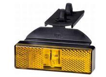 Poziční světlo Kögel, oranžové, LED